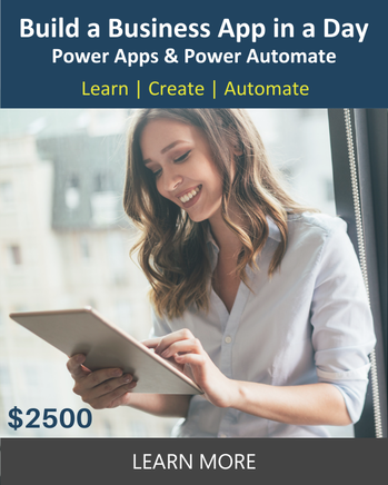 Upgrade to Power Apps: 3-Hr Assessment